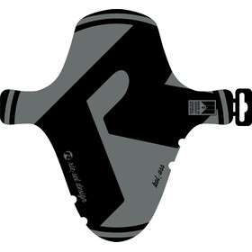 "Riesel Design kol:oss Parafango anteriore 26-29"", grigio/nero"